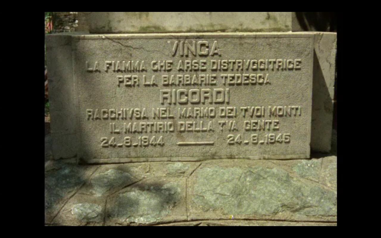 Kommunisten: un'immagine tratta dal film di Jean-Marie Straub