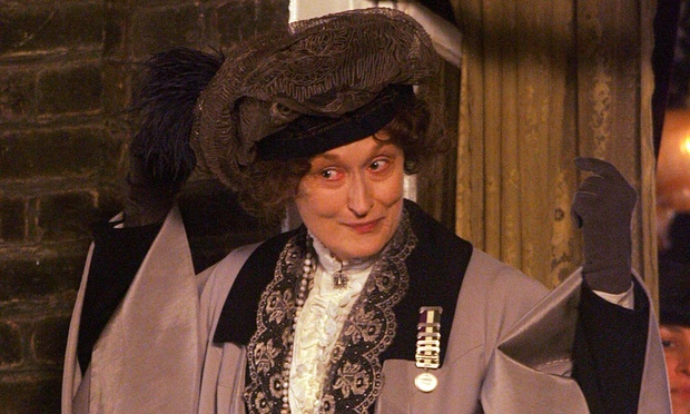 Suffragette: Meryl Streep in un'immagine tratta dal film