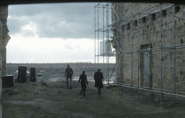 Under Electric Clouds: una scena del film russo