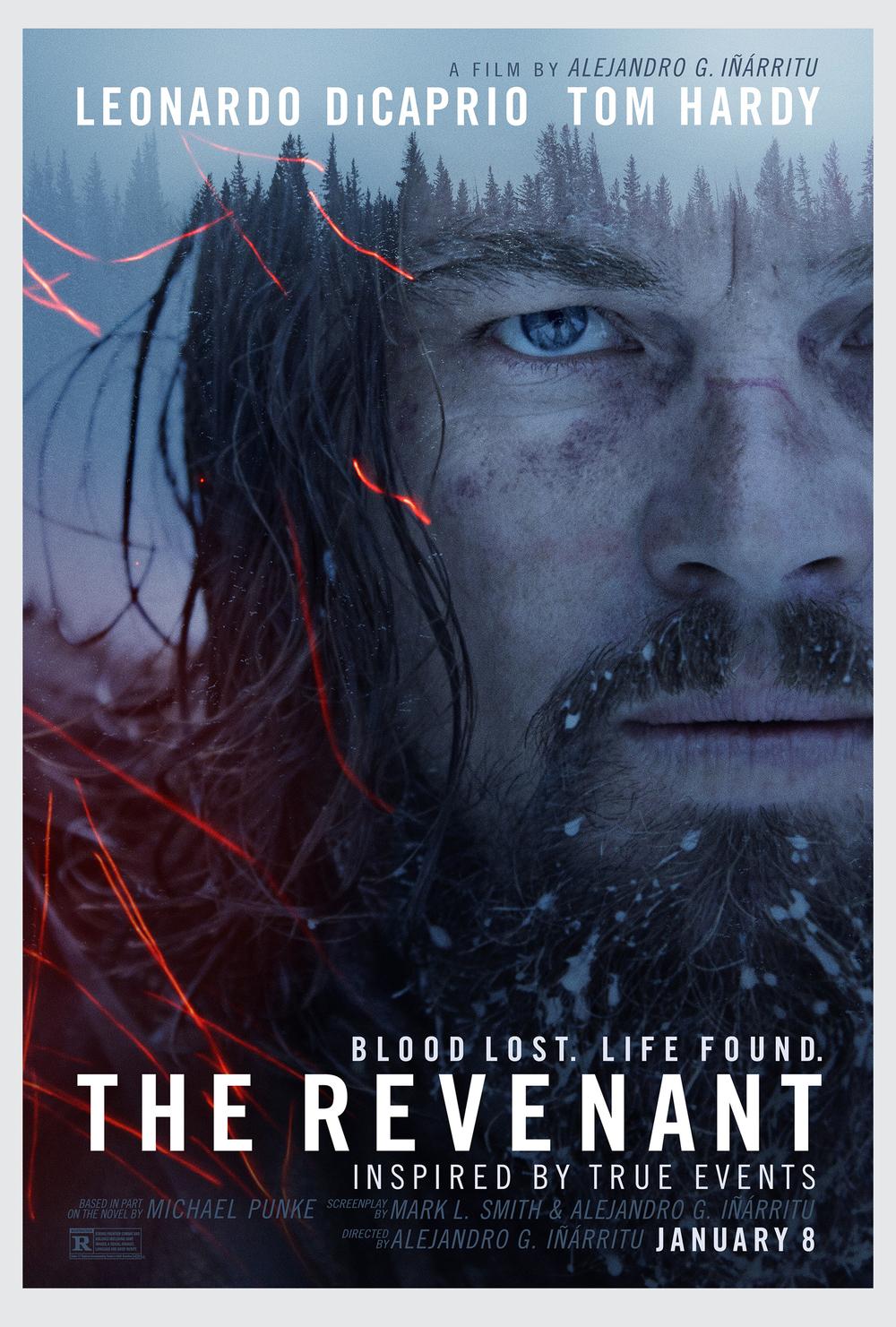 Revenant - Redivivo: il character poster di Leonardo DiCaprio