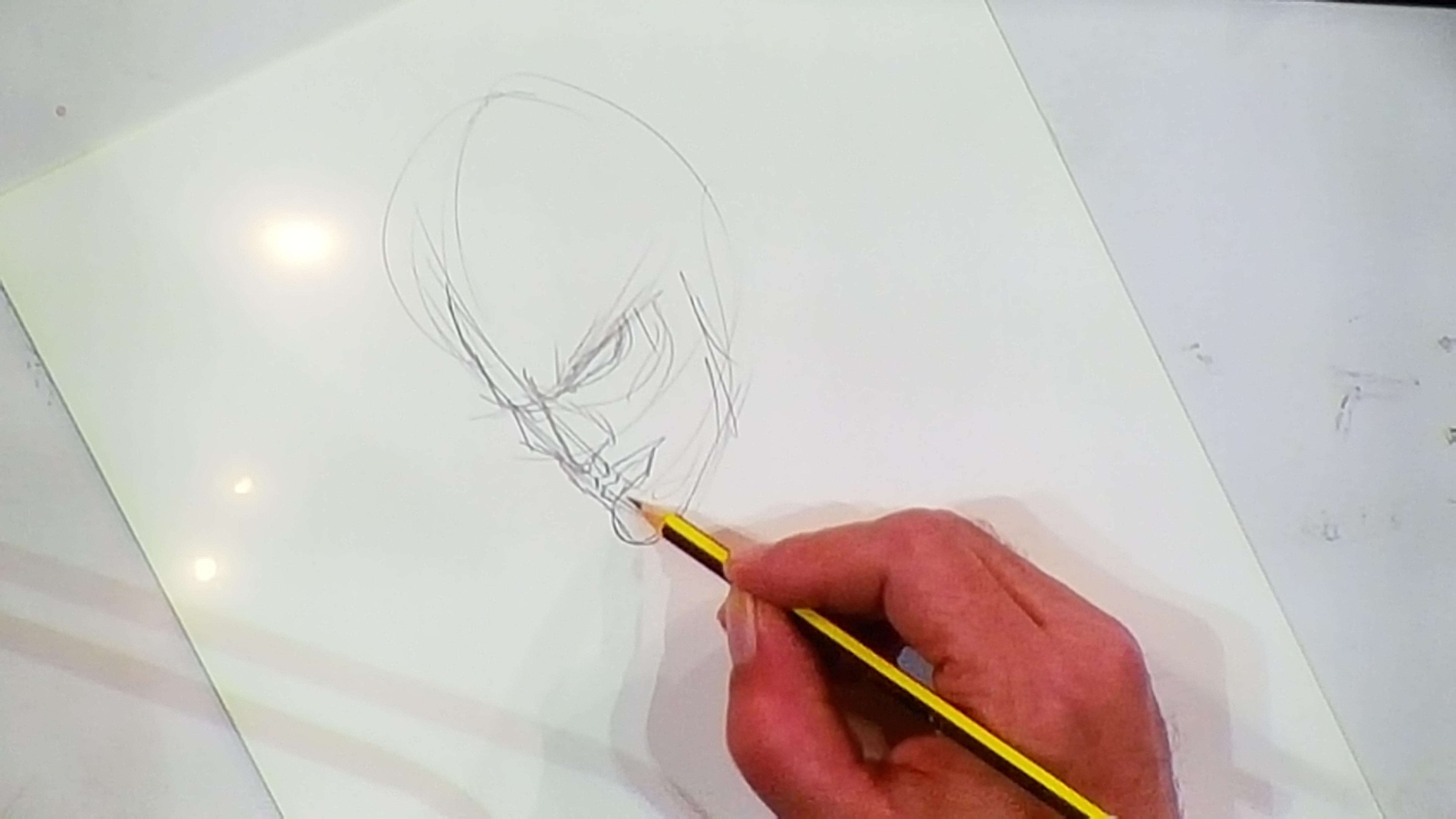 James O'Barr mette mano alla matita nello showcase di Lucca Comics & Games
