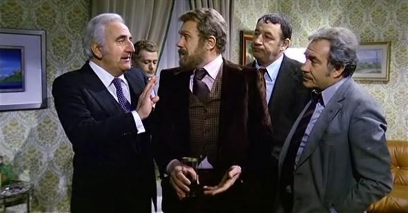 Amici miei: una scena del film diretto da Mario Monicelli