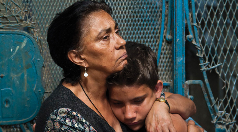 Condotta: Armando Valdes Freire e Alina Rodríguez in una scena del film