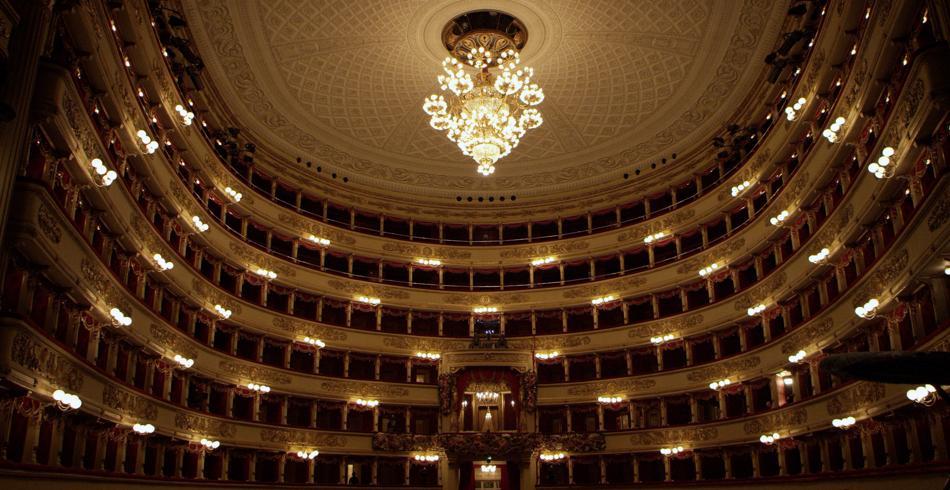 Teatro alla Scala - Il tempio delle meraviglie: un'immagine dello storico teatro