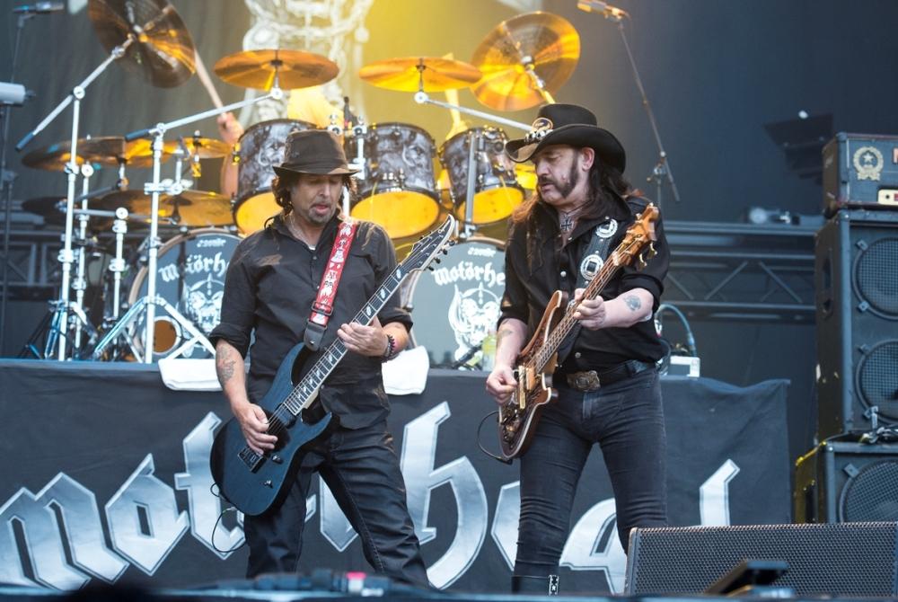 Wacken 3D: i Motörhead sul palco del Wacken Open Air Festival