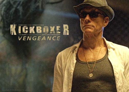 Kickboxer Vengeance: Jean-Claude Van Damme in una foto promozionale del film