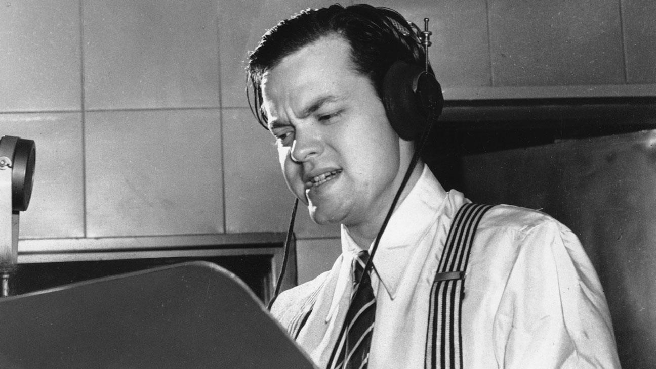 Il mago - L'incredibile vita di Orson Welles: un'immagine di Welles tratta dal documentario a lui dedicato