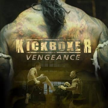 Kickboxer Vengeance: il poster del film
