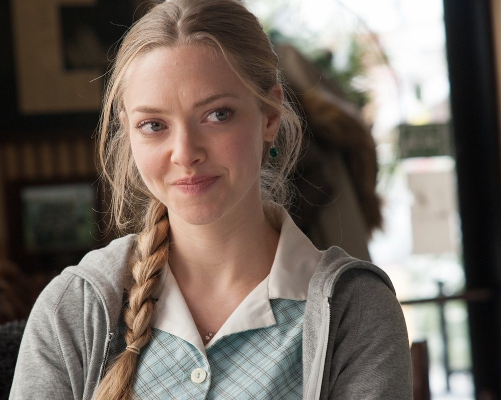 Natale all'improvviso: Amanda Seyfried in una scena del film
