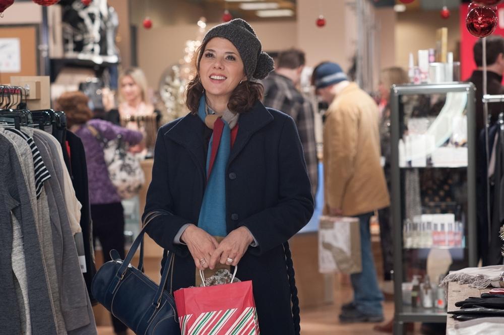 Natale all'improvviso: Marisa Tomei in una scena del film
