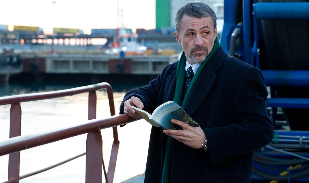 Uno per tutti: Fabrizio Ferracane in una scena del film