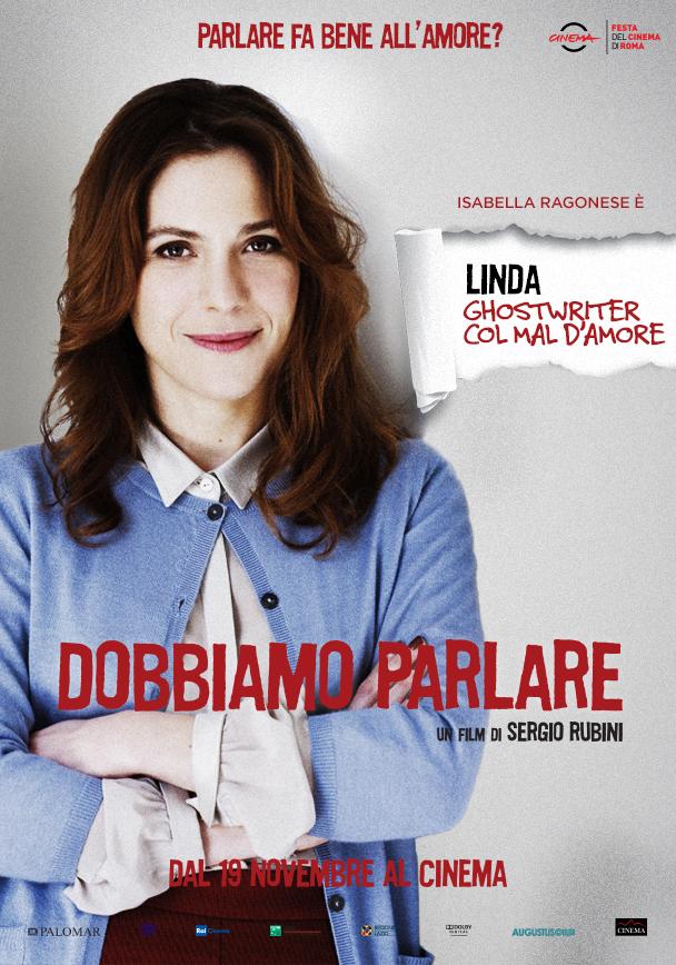 Dobbiamo parlare, character poster di Isabella Ragonese