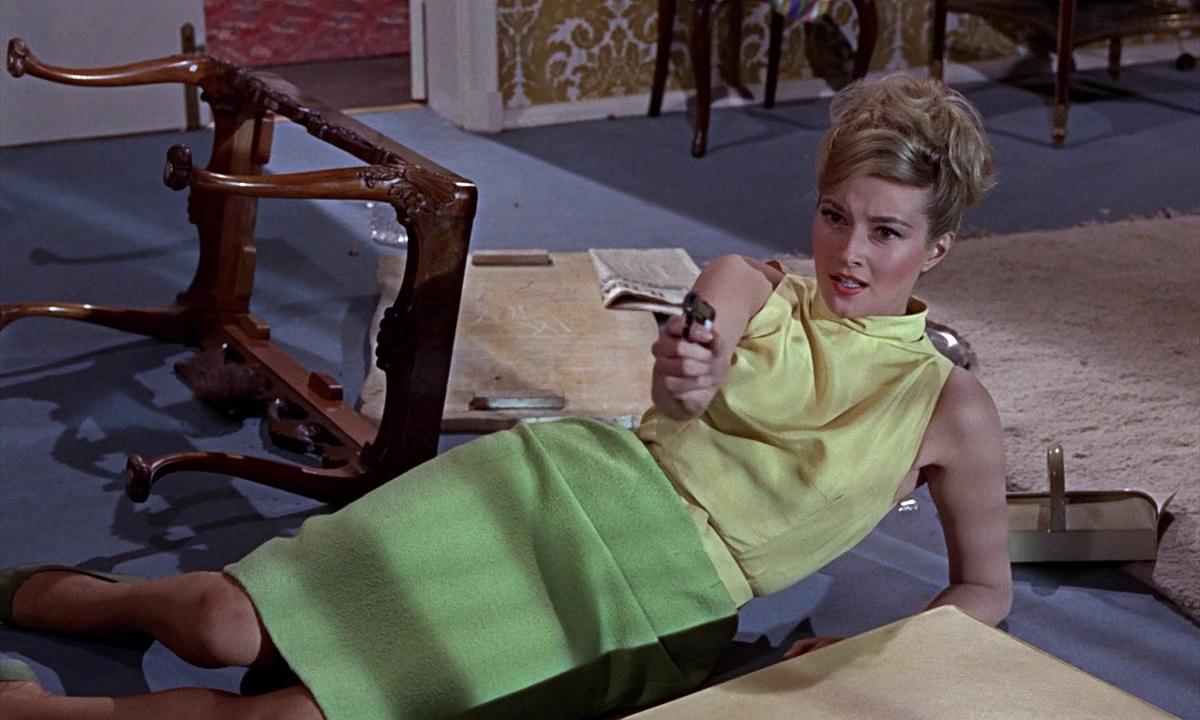 Daniela Bianchi in 007, dalla Russia con amore