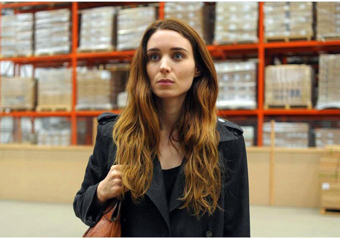 Una: la protagonista del film Rooney Mara