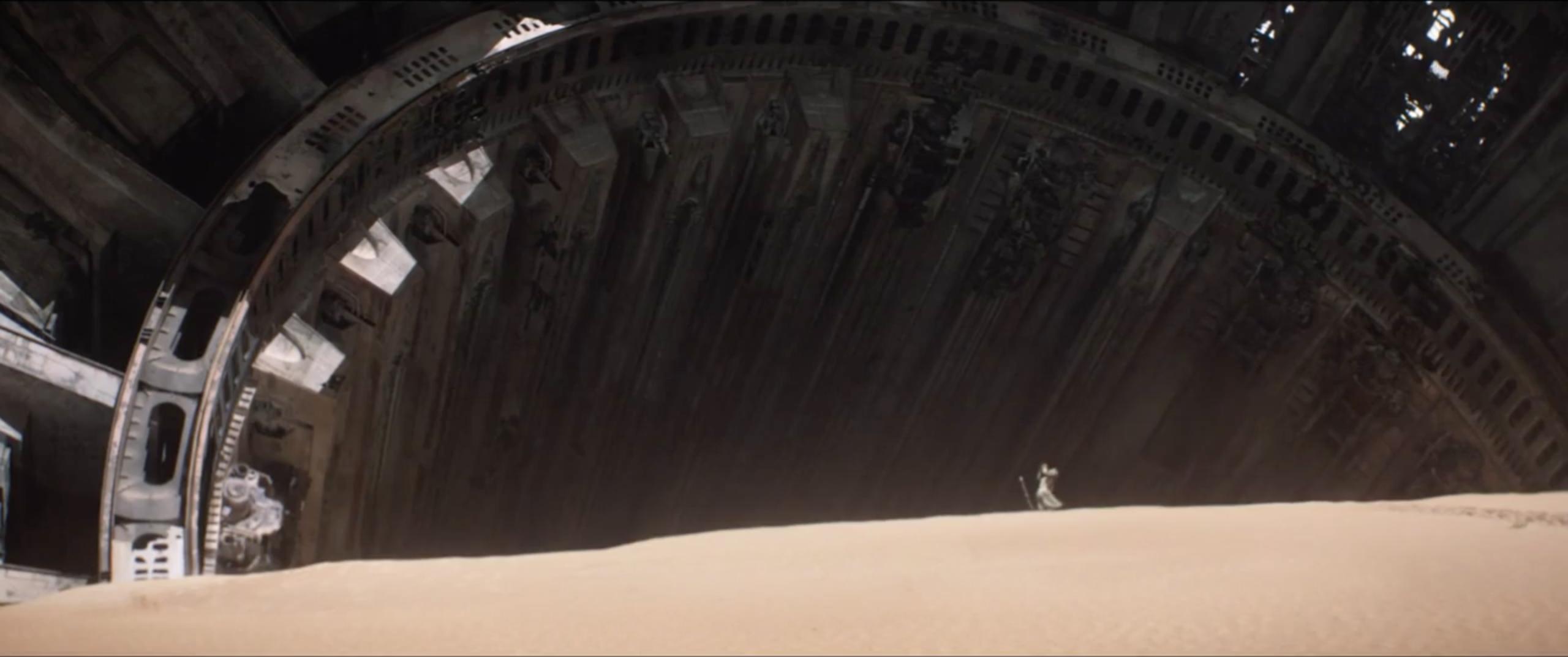 Star Wars - Il risveglio della Forza: un'immagine tratta dal trailer giapponese