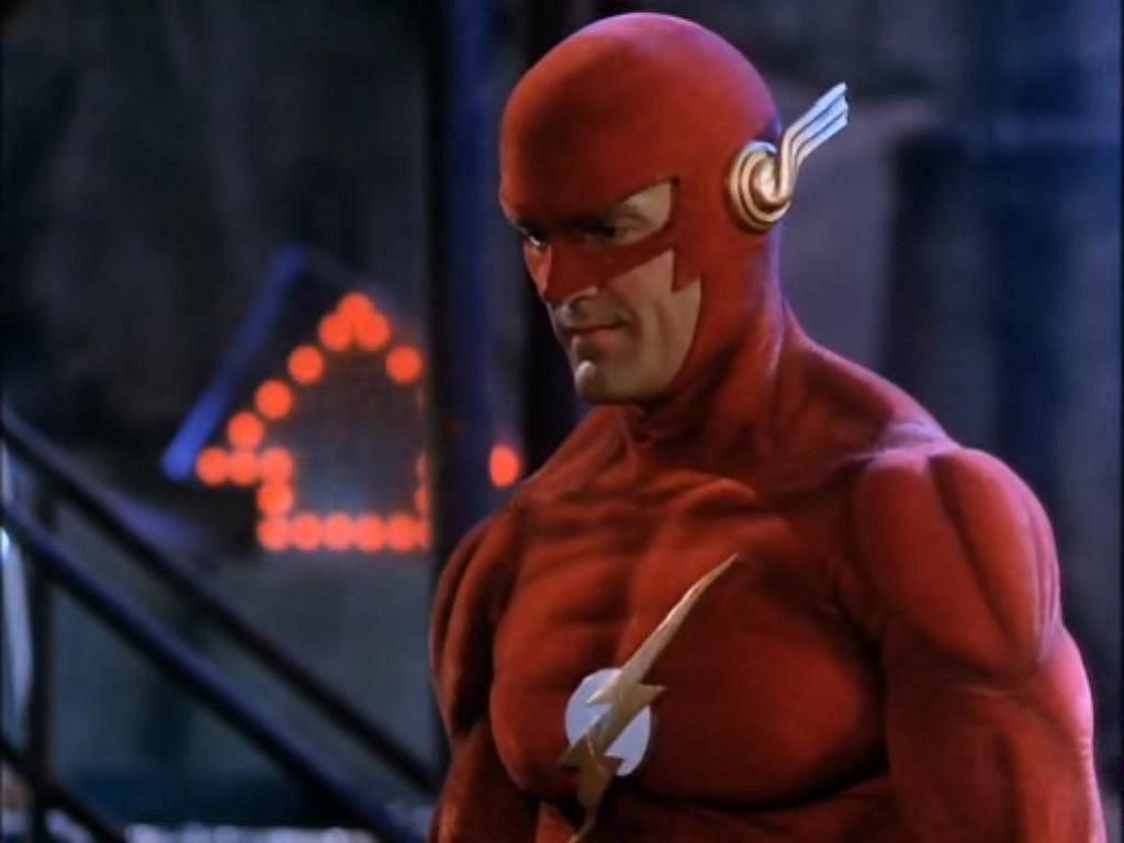 The Flash: John Wesley Shipp nella serie tv
