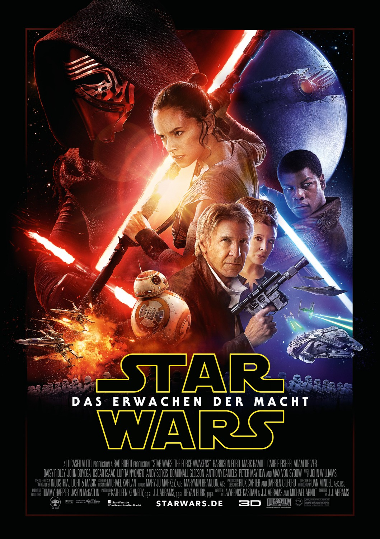 Star Wars: Il Risveglio della Forza: un poster internazionale