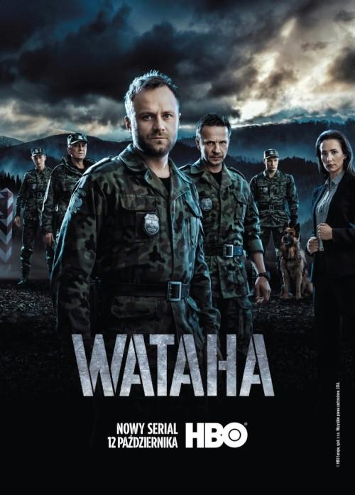 Wataha: la locandina della serie