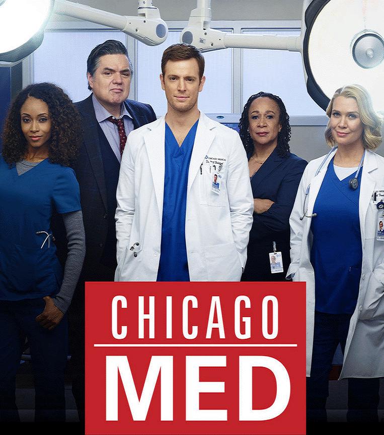 Chicago Med: la locandina della serie