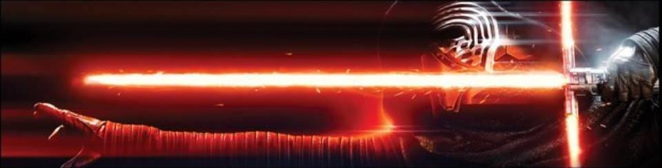 Star Wars: Il Risveglio della Forza - Il banner di Kylo Ren