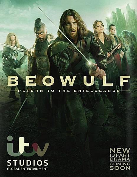 Beowulf: il manifesto della serie