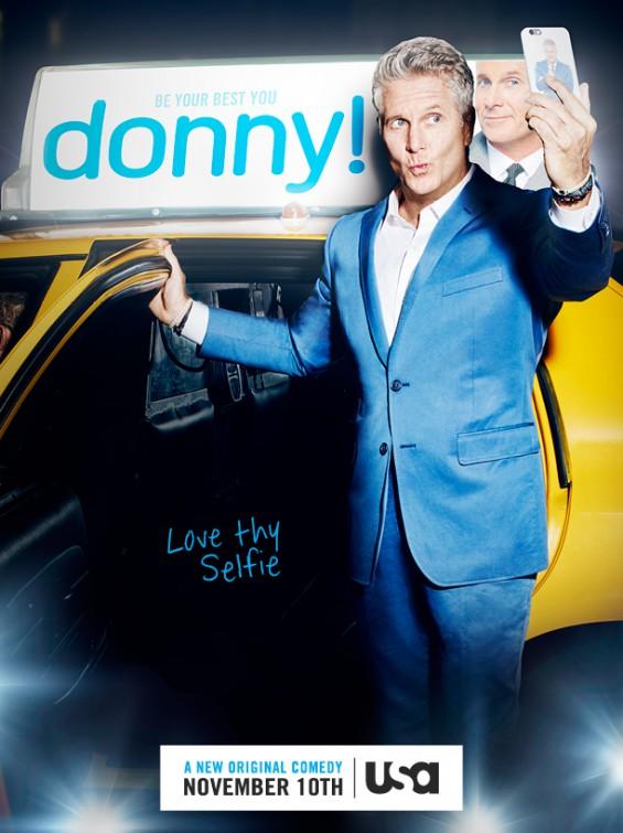 Donny!: la locandina della serie