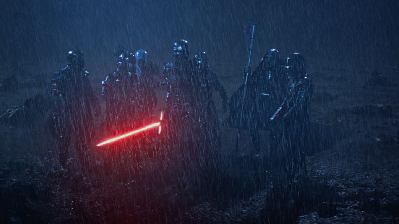 Star Wars: Il Risveglio della Forza - Una foto tratta dal film diretto da J.J. Abrams
