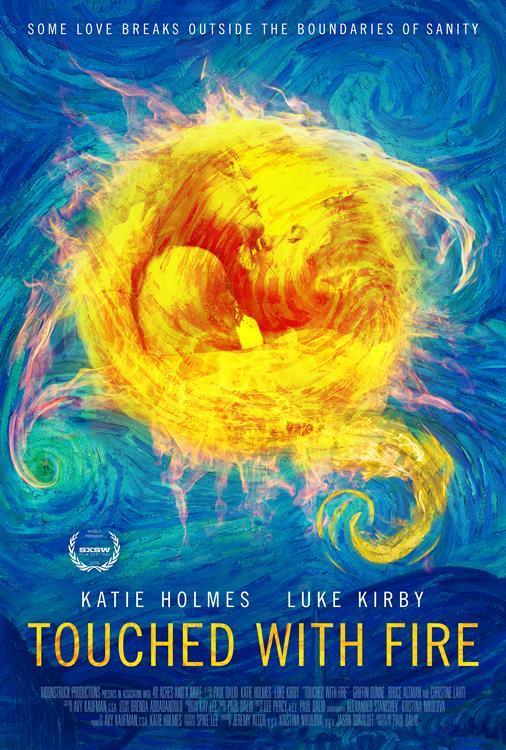 Touched With Fire: la locandina del film