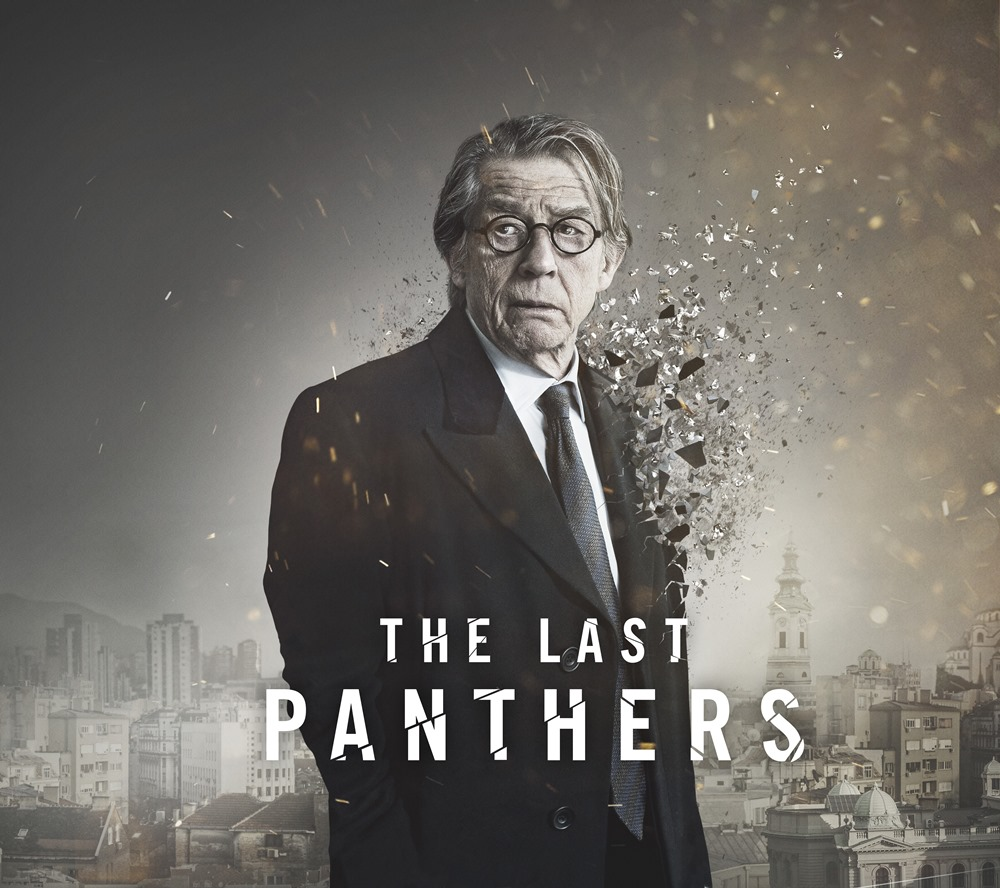 The Last Panthers: il character poster di John Hurt