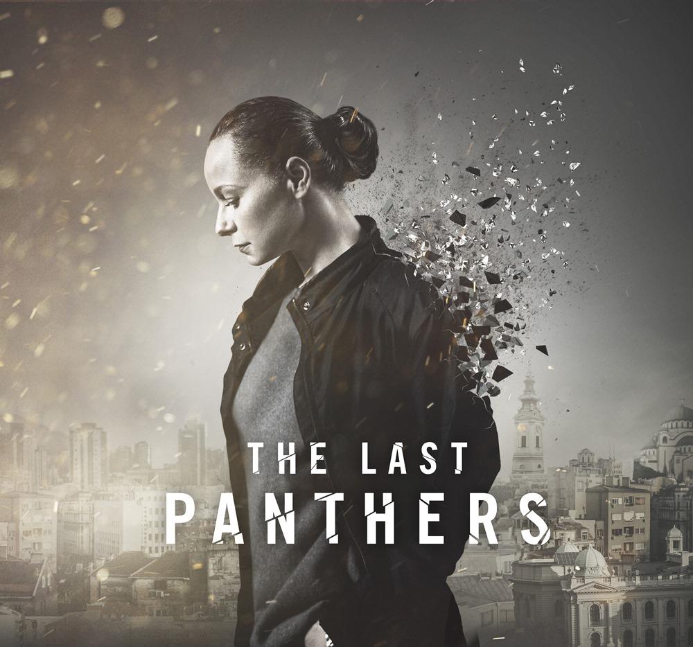 The Last Panthers: un character poster dedicato a Samantha Morton