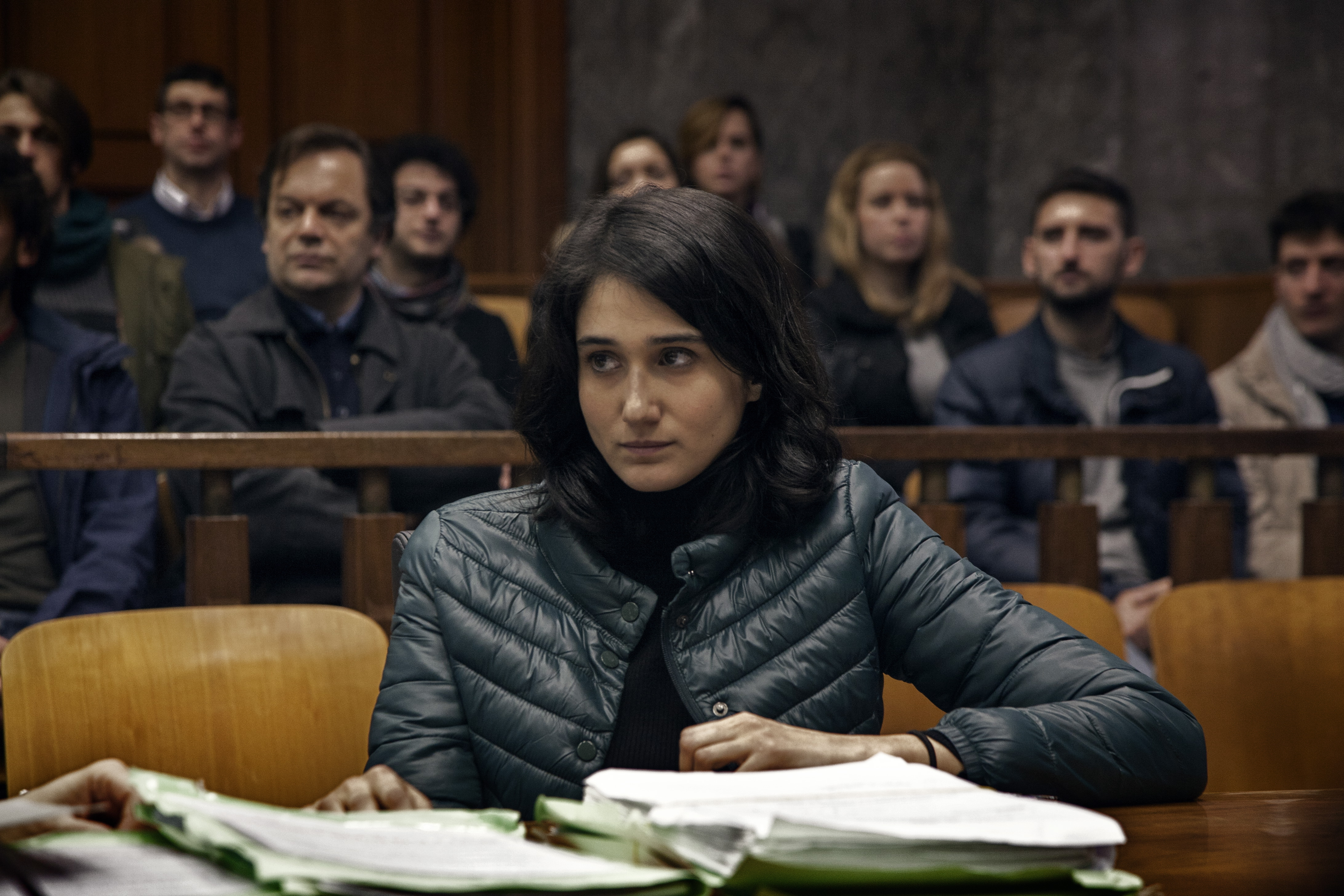 Lea: Linda Caridi in una foto del film