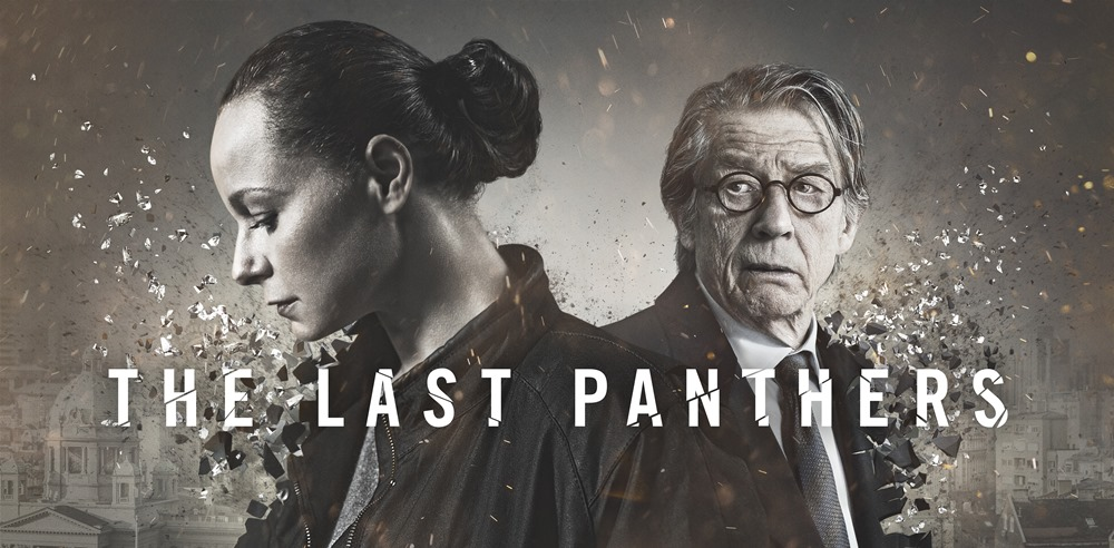 The Last Panthers: un poster della serie
