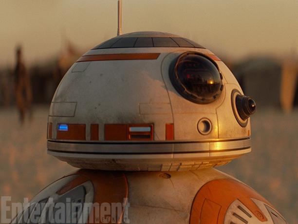 Star Wars: Il Risveglio della Forza - Una foto di BB-8