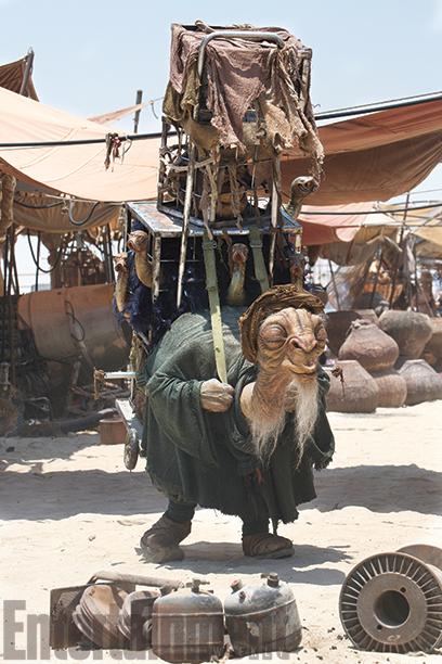 Star Wars: Il Risveglio della Forza - Il simpatico personaggio chiamato Bobbajo