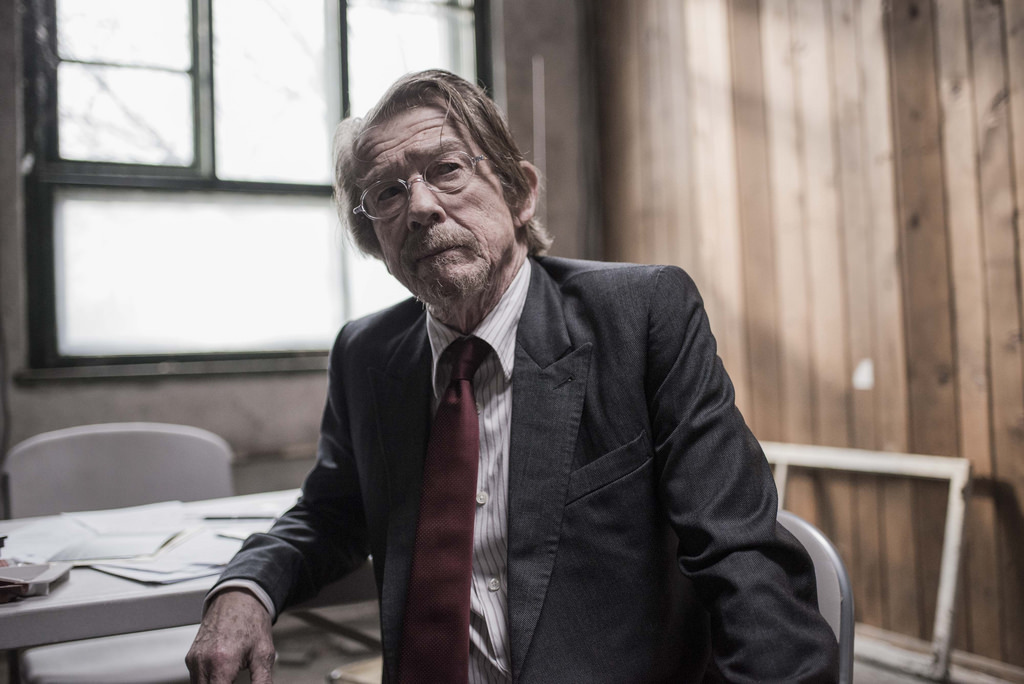 The Last Panthers: John Hurt nella serie ha il ruolo di Tom