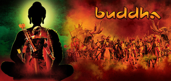 Buddha: il banner della serie King of Kings