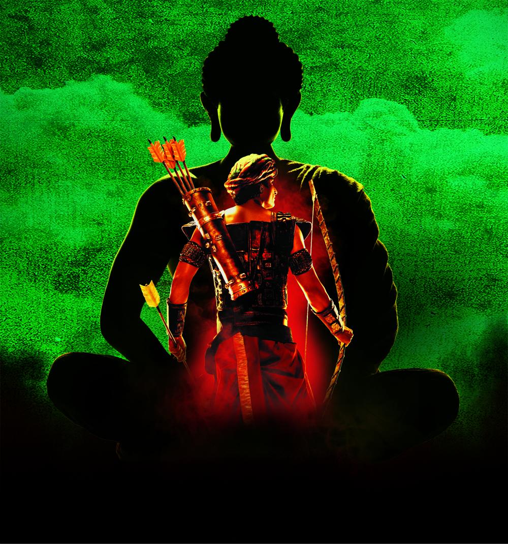 Buddha: il poster della serie King of Kings