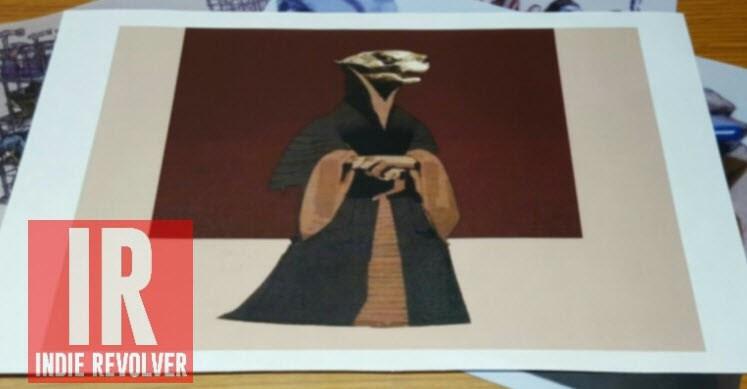 Star Wars: Il risveglio della forza - Il primo concept art dedicato al personaggio di Andy Serkis