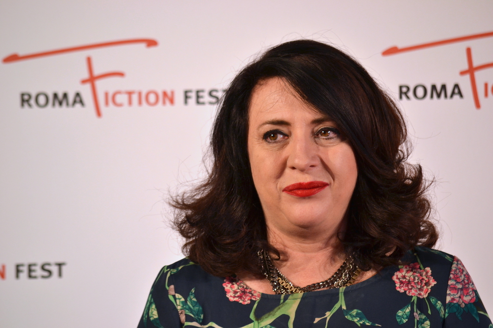 Roma Fiction Fest 2015: un primo piano di Louise Fox produttrice e sceneggiatrice di Glitch