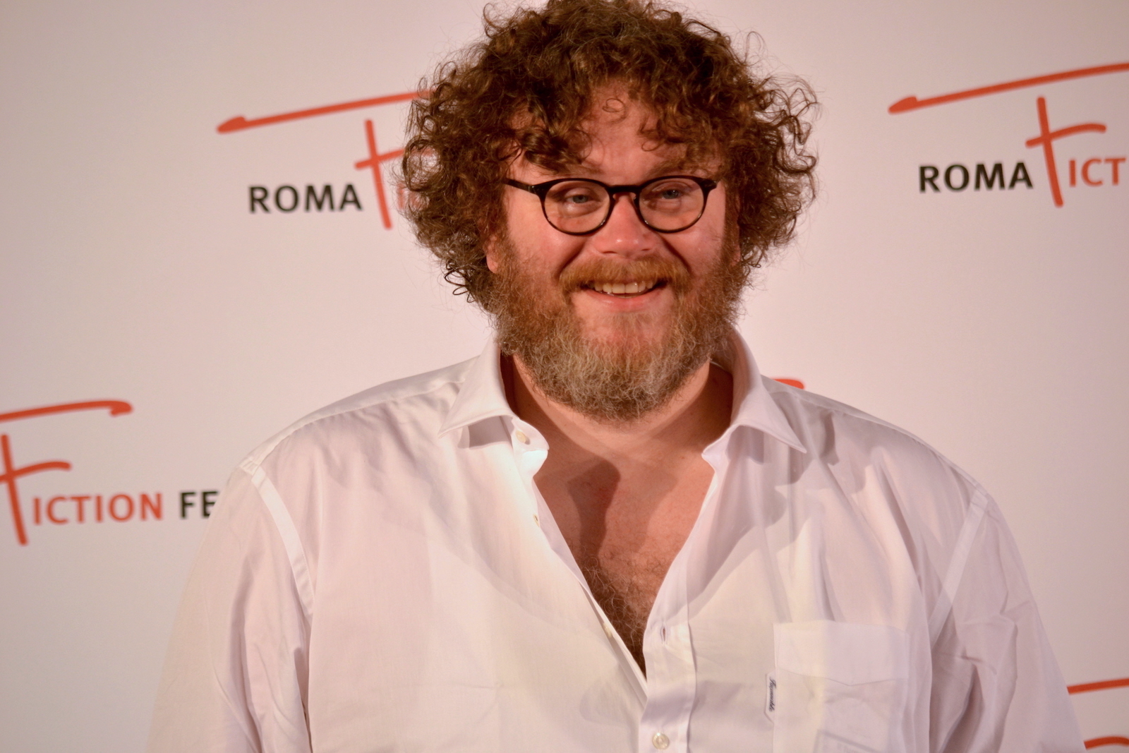 Roma Fiction Fest 2015: Vincent Lannoo al photocall di Trepalium