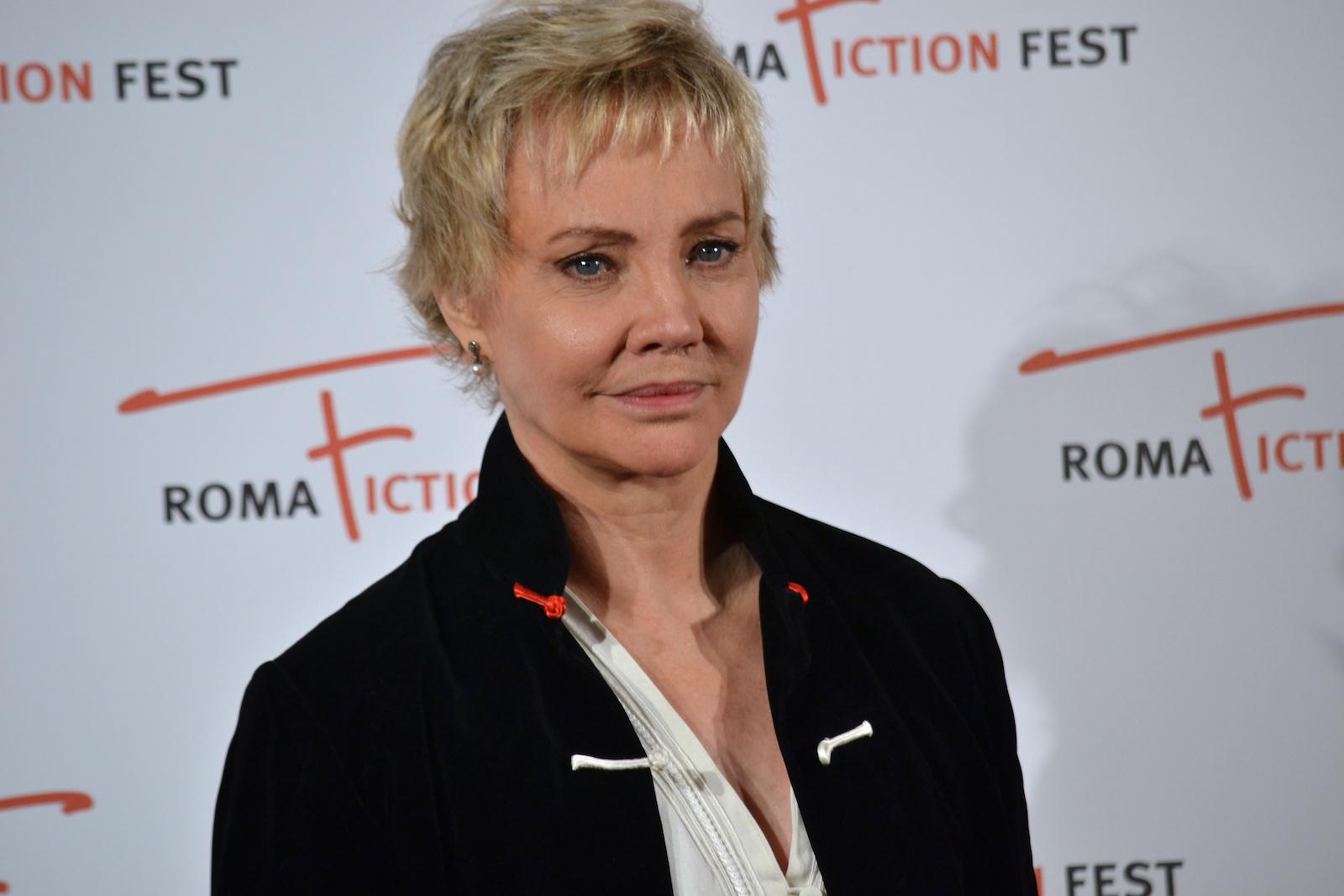 Roma Fiction Fest 2015: Carole André sul red carpet di Sandokan