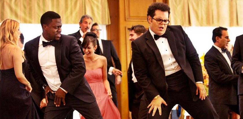 Una scena di The Wedding Ringer