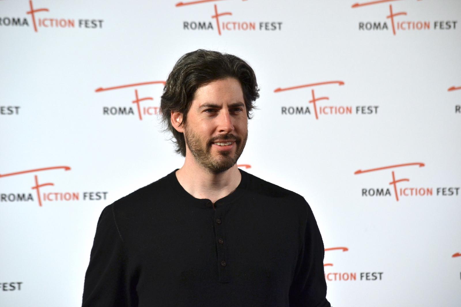 Roma Fiction Fest 2015: Jason Reitman in uno scatto al photocall di Casual