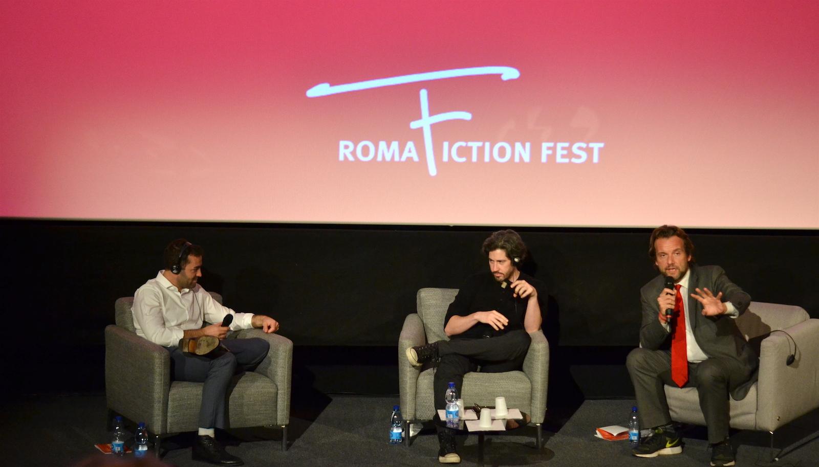 Roma Fiction Fest 2015: Jason Reitman durante la Masterclass