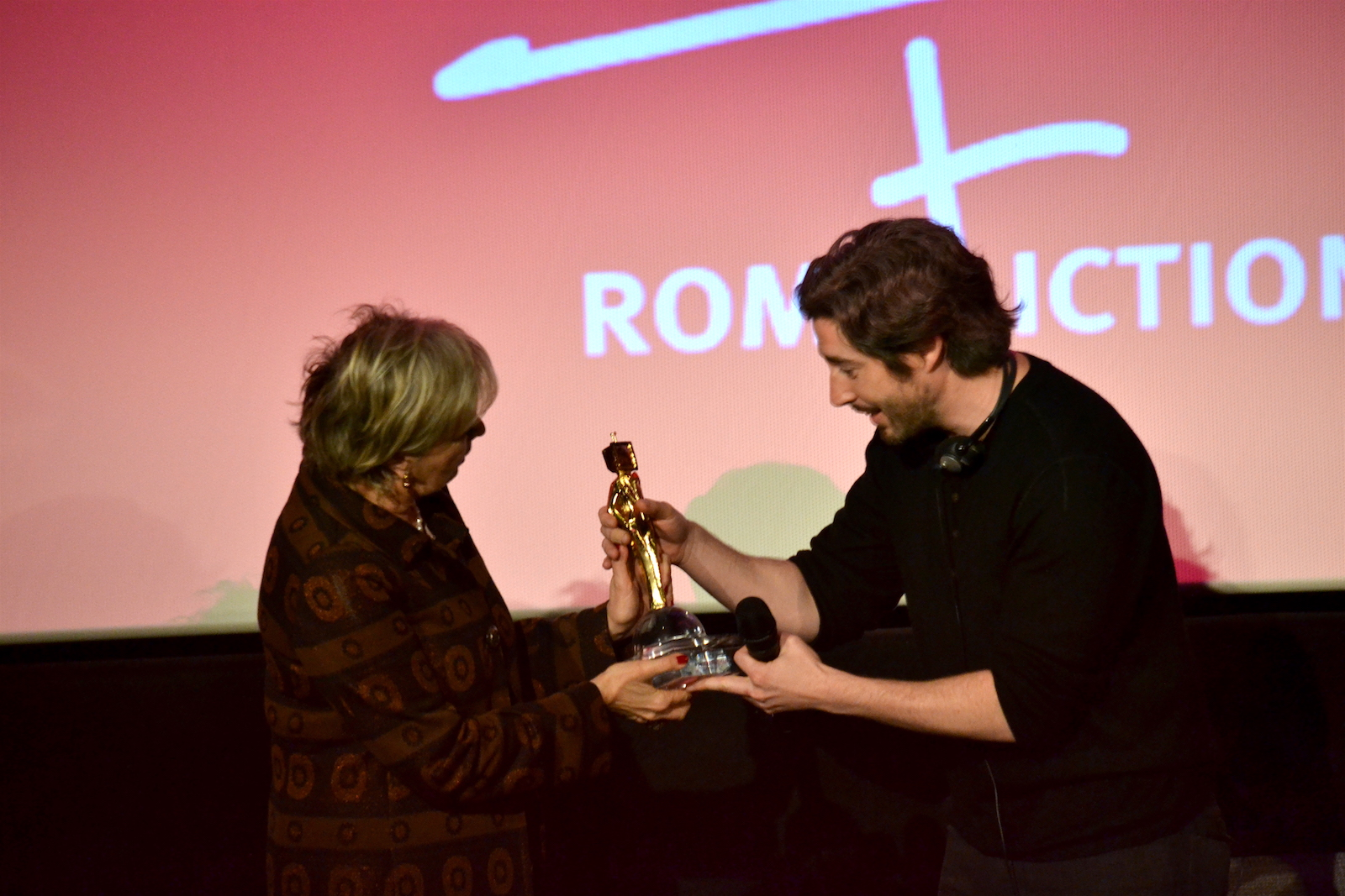 Roma Fiction Fest 2015: Jason Reitman viene premiato con l' Excellence Award