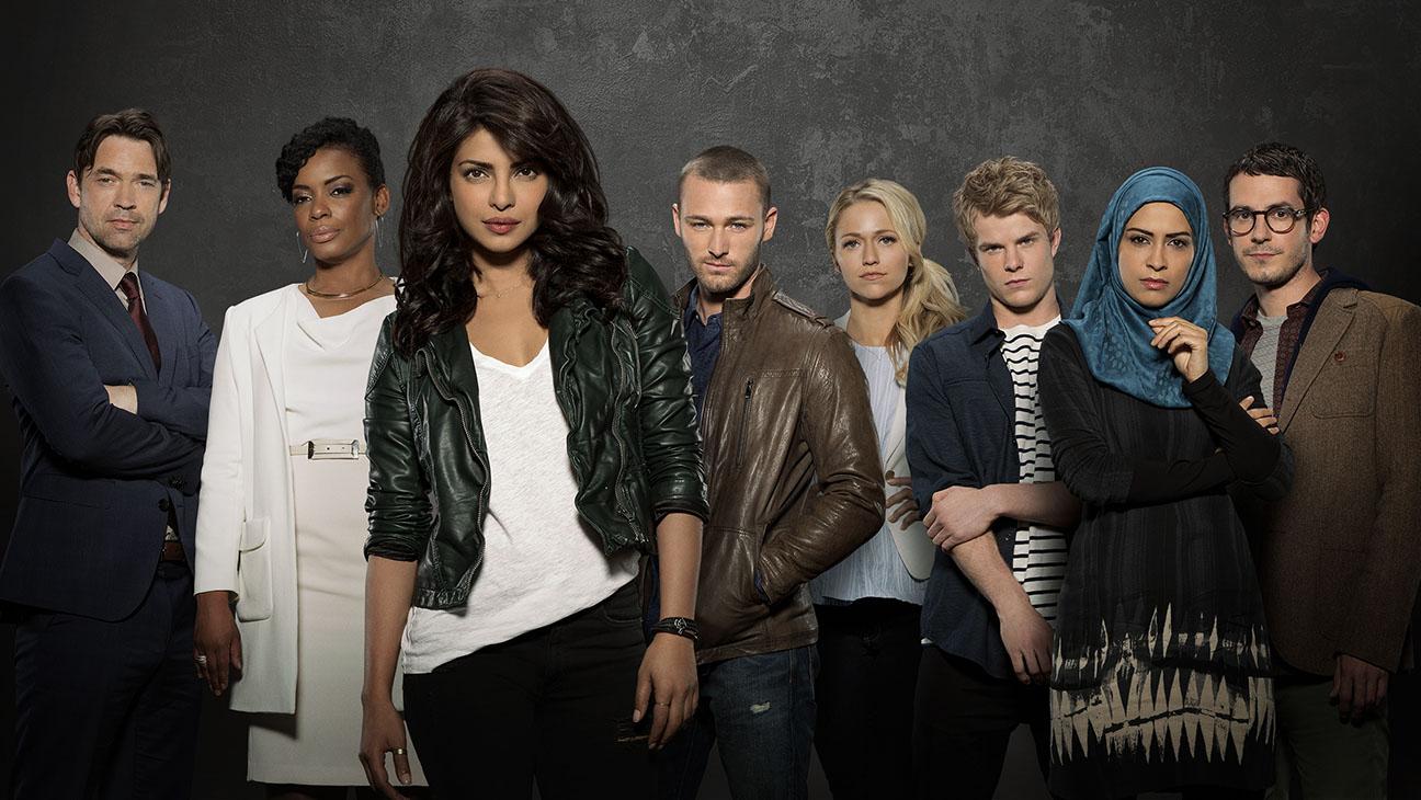 Quantico: il cast della serie ABC