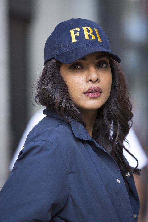 Quantico: Priyanka Chopra nella serie ABC