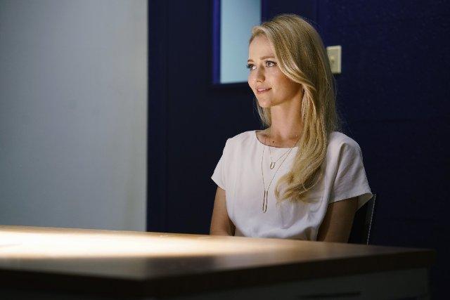Quantico: Johanna Braddy nell'episodio America