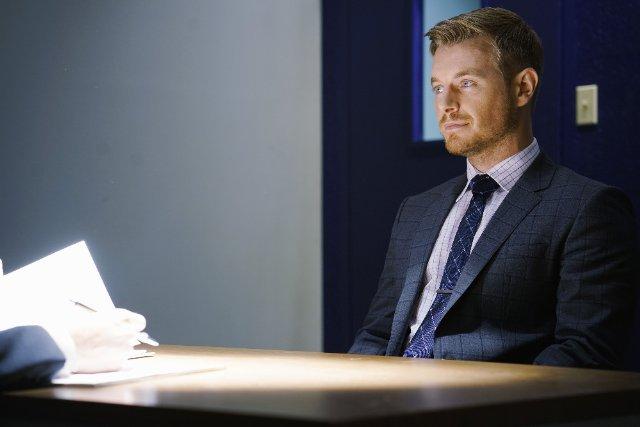 Quantico: Rick Cosnett nell'episodio America