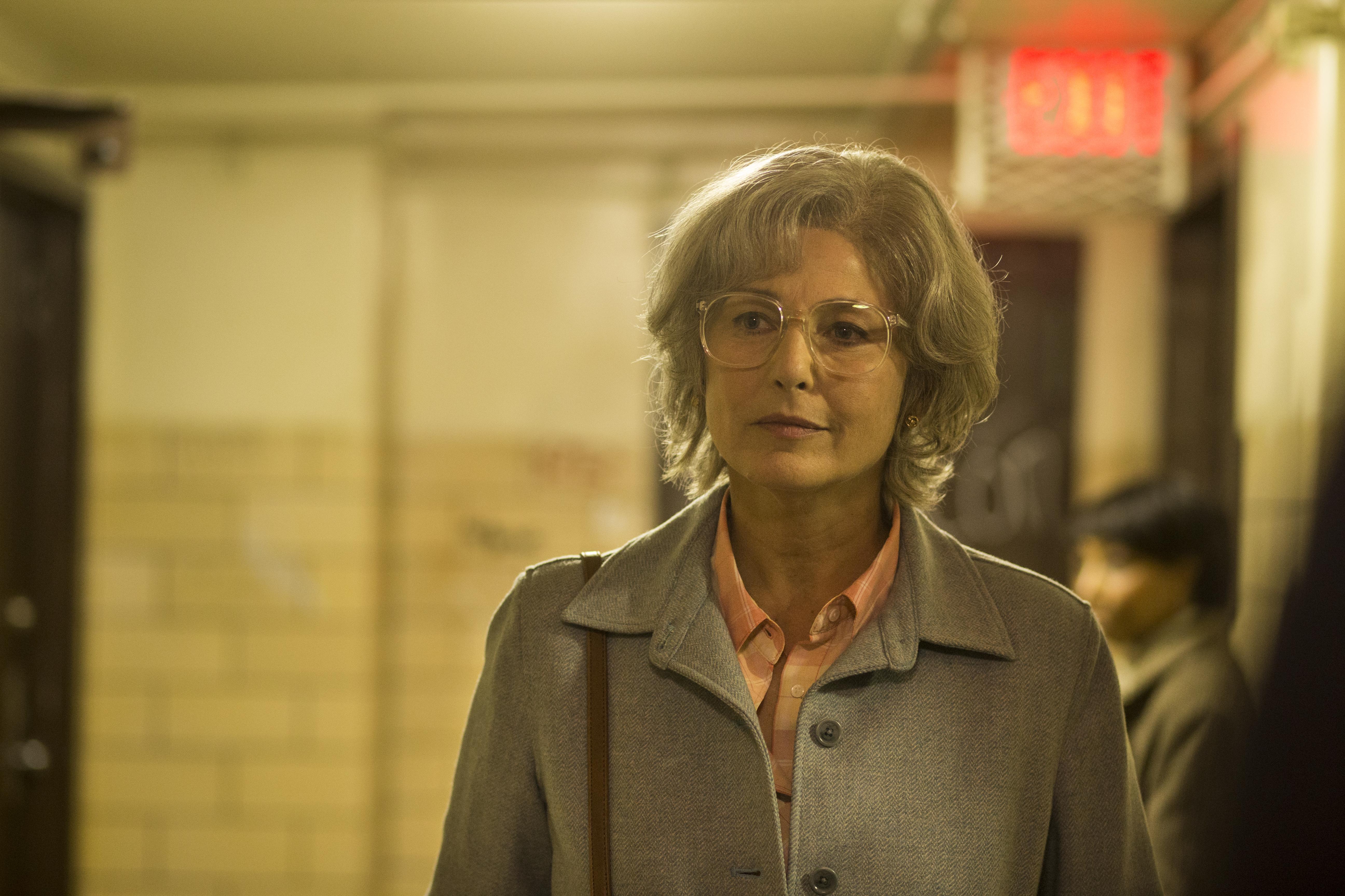 Show Me a Hero: Catherine Keener interpreta Mary Dorman